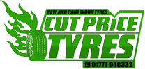 Cut Price Tyres Homepage