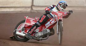 James Sargeant speedway