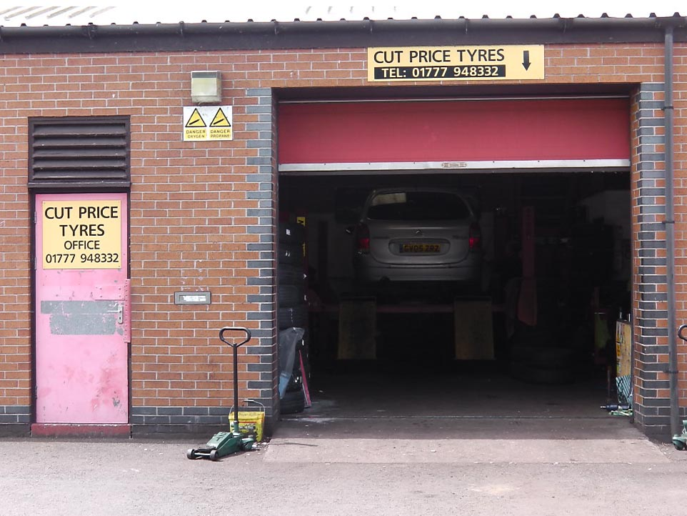Retford Workshop