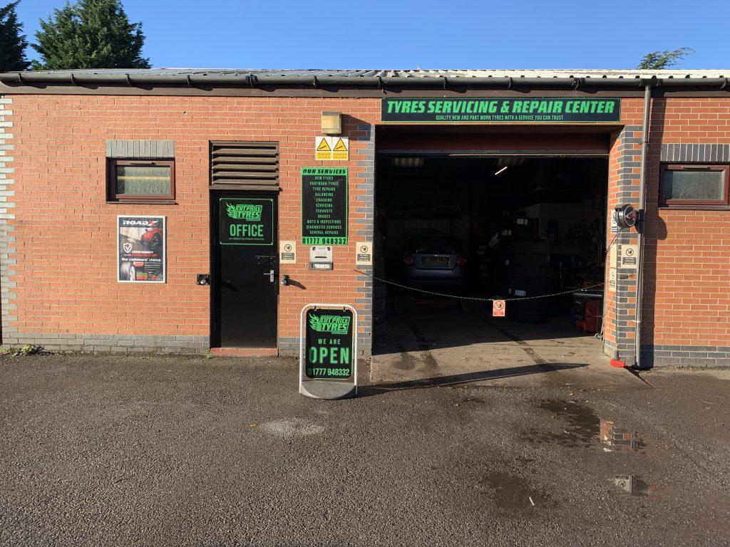 Cut Price Tyres Retford